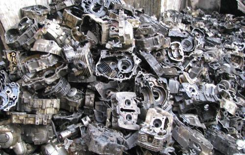 浙江宁波杭州湾新区废品回收市场