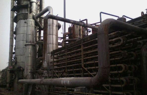 廊坊化工设备回收化工设备拆除报价