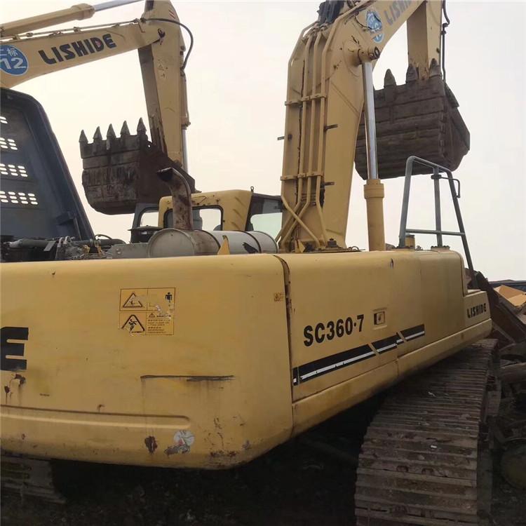 专业高价回收二手装载机 二手泵车 二手起重机