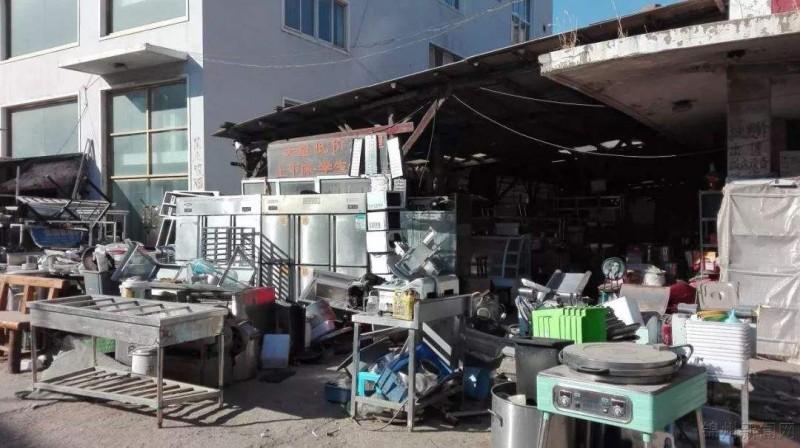 广州厨具回收