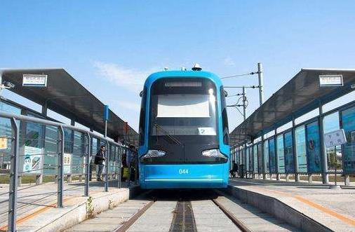 撫順新鋼鐵產品助力沈撫有軌電車西延工程