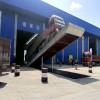 100噸液壓卸車機,河南液壓卸車機廠家