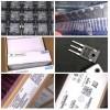 南京工廠回收、電子ic、配件集體打包