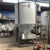 现货2-10吨立式搅拌机塑料颗粒混合拌料桶PP料干燥烘干设备