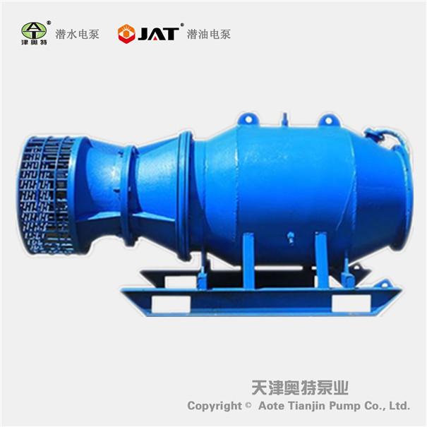 斜卧式潜水泵_雪橇型轴流泵_奥特泵业
