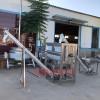 不锈钢槽体混合机有机肥搅拌机厨房垃圾螺带混料机