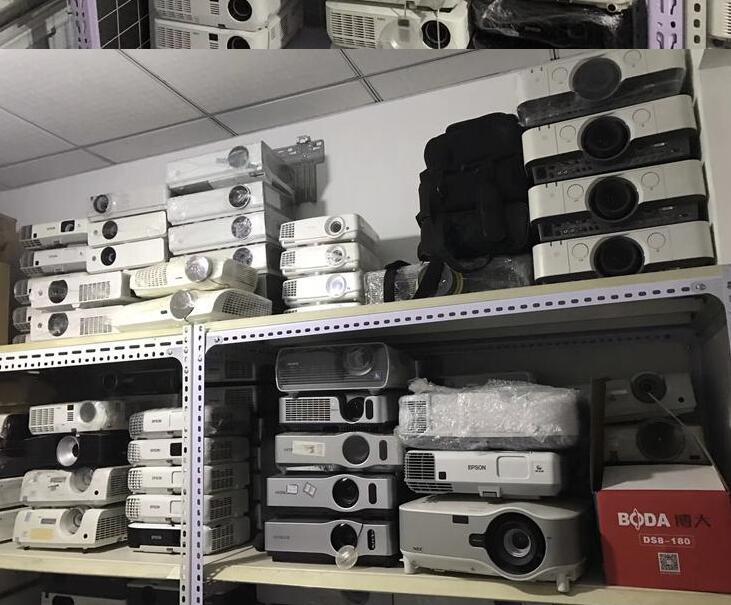 深圳地区上门收购投影机、投影仪、快速报价