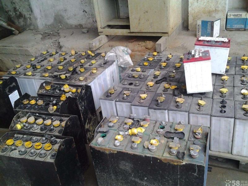 石家庄回收废电池,石家庄叉车电池回收,高价回收叉车电瓶
