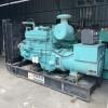重庆康明斯300kw二手发电机转让 8成新工厂备用发电机