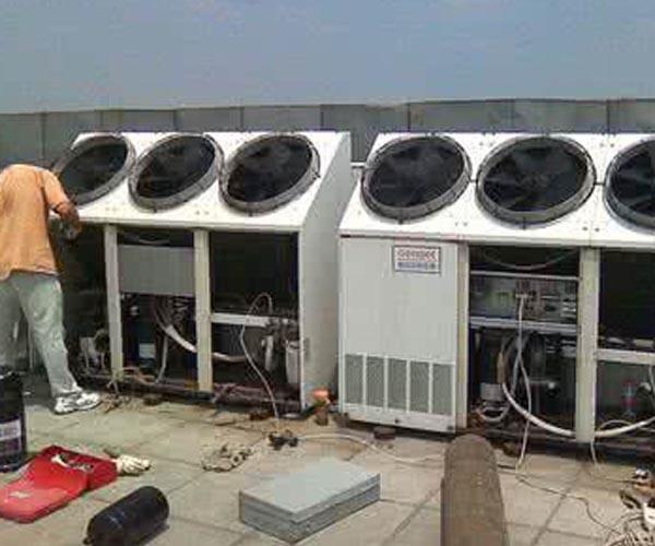 廣州回收螺桿空調公司