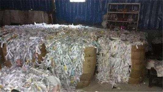 广东广州正规销毁报废公司