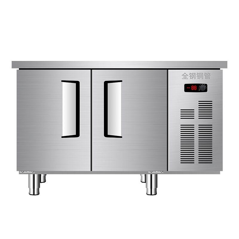 郑州厨房冷藏工作台1.5米操作台厂家批发直销