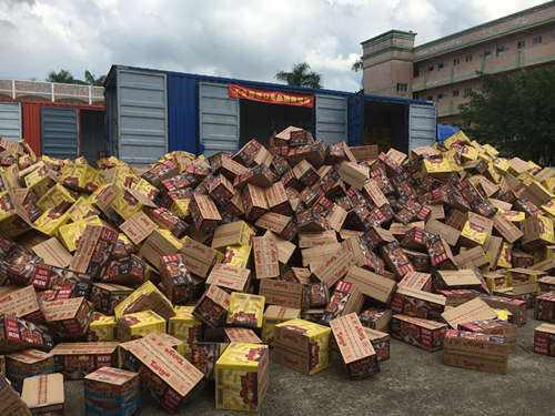 深圳销毁过期的食品一览表