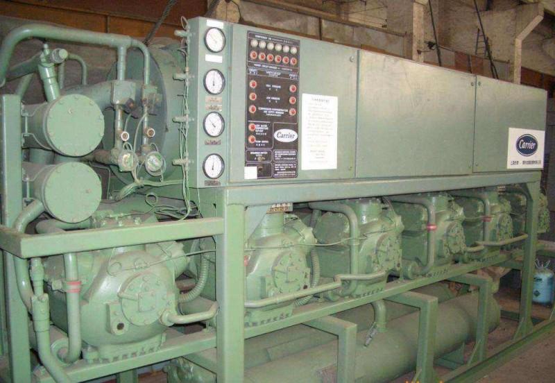 深圳螺杆式空调回收
