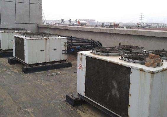 深圳特灵冷水机组回收