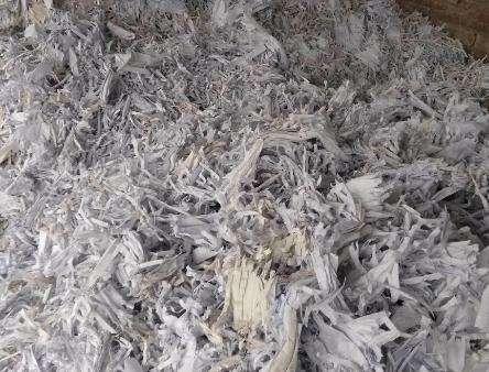 深圳龙华区文件纸销毁