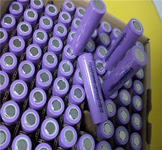 求购宝安县收购18650电池 ,上门收购锂电芯